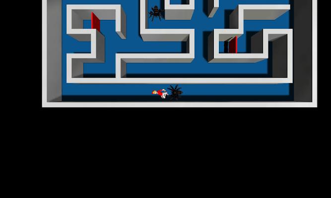 Spider Maze Tactical Action - screenshot