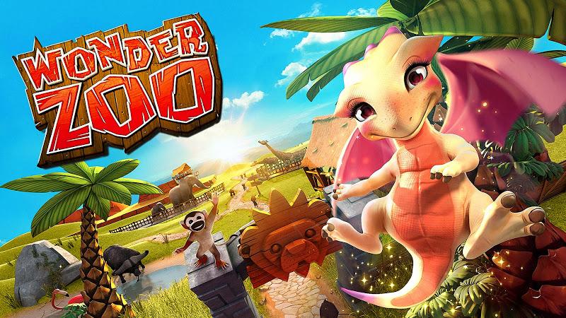 Wonder Zoo – Animal rescue ! v2.0.5d (Mod Money)