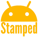 Stamped Yellow Icon Pack icon