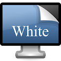 White Tablet Wallpaper icon