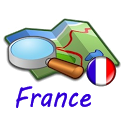 France Map icon