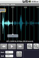 Screenshot of Ringtone Toolbox