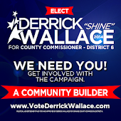 Derrick Wallace District 6