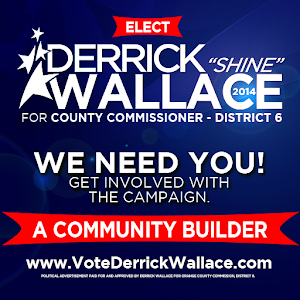 Derrick Wallace District 6 for Android