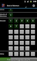 Screenshot of LDS Reading Chart