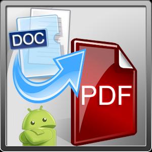 Doc στο μετατροπέα PDF APK