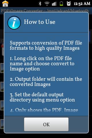 【免費商業App】PDF to Image Converter Demo-APP點子