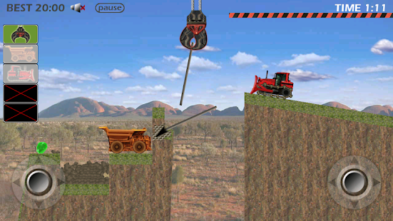 Traktor Digger 2- screenshot thumbnail