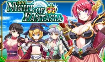Screenshot of RPGナイトオブファンタジア