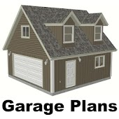 24 x 24 Garage Plans Blueprint