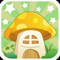 Mushroom House icon