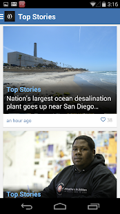 Oakland Tribune- screenshot thumbnail