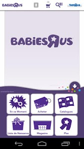 "Babies""R""Us France screenshot 0"