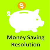 Money Saving Resolution