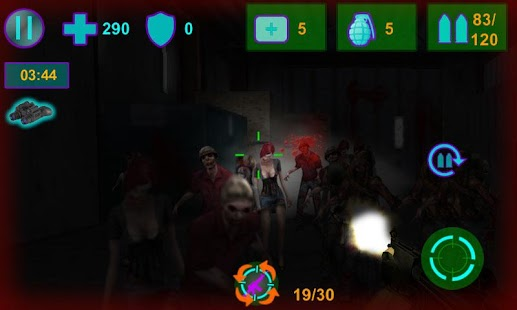 Zombie world Conquest FPS Game- screenshot thumbnail