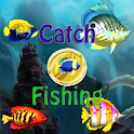 Fishing games for kids icon