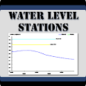 Water Level Stations logo