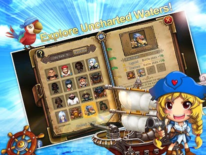 Poseidon's Pirates 3D - screenshot thumbnail
