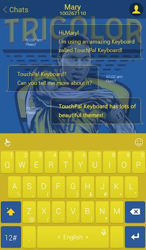 玩免費運動APP|下載TouchPal Ecuador_FIFA Theme app不用錢|硬是要APP