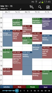 Business Calendar - screenshot thumbnail
