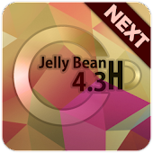 Jelly Bean 4.3 Next Theme