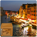 Venice Canal Night LWP icon