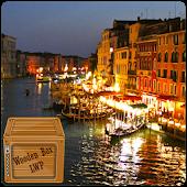 Venice Canal Night LWP
