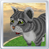 Virtual Pet 3D -  Cartoon Cat