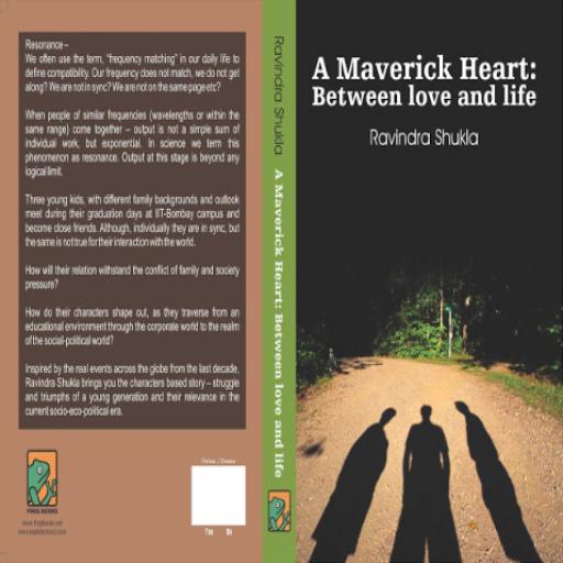 A Maverick Heart LOGO-APP點子