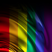 Gay Flag Live Wallpaper