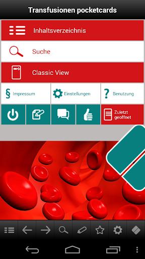 Transfusionen pocketcards