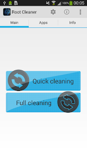 Root Cleaner - screenshot thumbnail