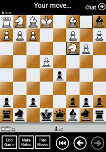 Chess By Post - screenshot thumbnail