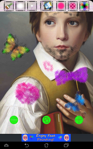 【免費家庭片App】Enjoy Face Painting!-APP點子