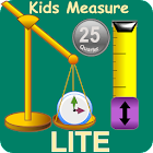 Kids Measurement Science Lite icon