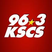 KSCS-FM