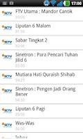 Screenshot of Acara TV