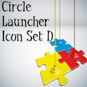 Icon Set D ADW/Circle Launcher logo