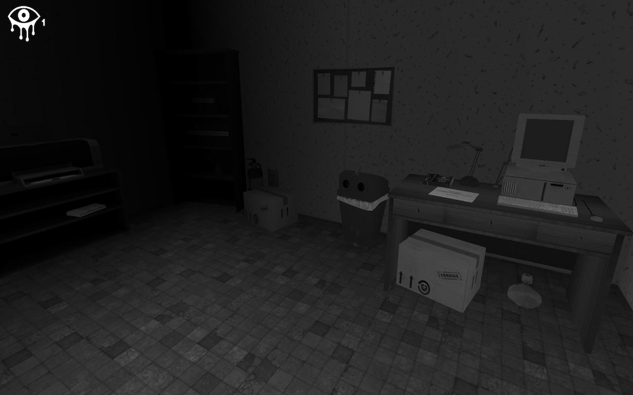 Eyes - the horror game AD FREE - screenshot