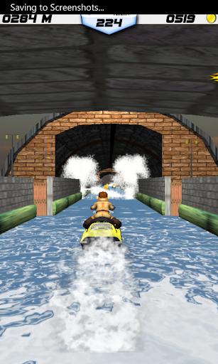Stunt Rafting
