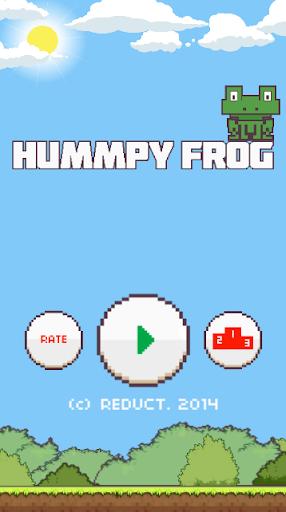 HUMMPY FROG