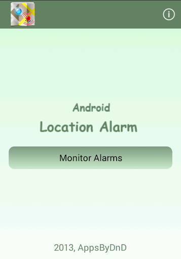 Location Alarm