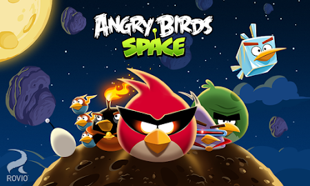 Angry Birds Space Screenshot 21
