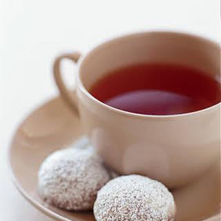 Chai-Spiced Almond Cookies.