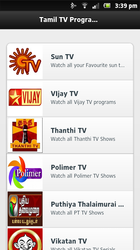 Vijay Tv Shows Download