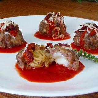 Spaghetti IN Meatballs