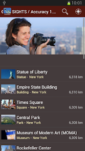 New York Travel Guide -Tourias - screenshot thumbnail
