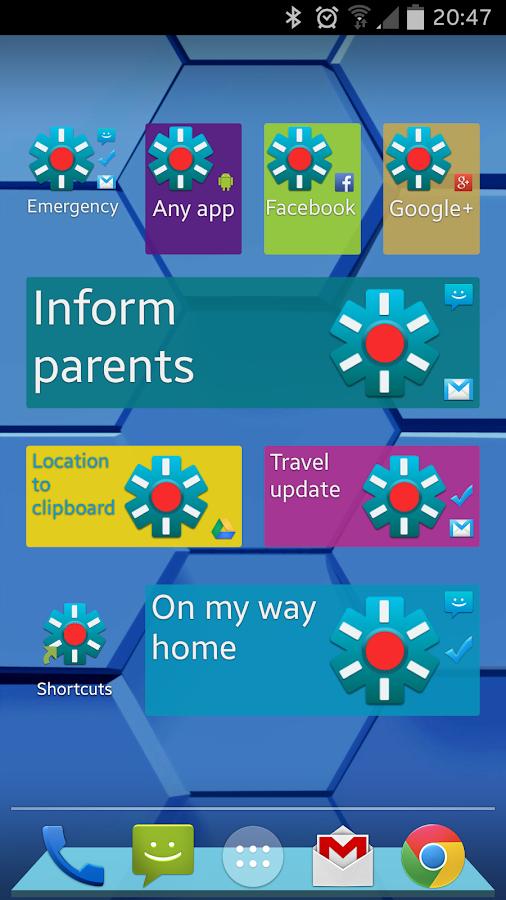Share Where - Location Sharing - screenshot