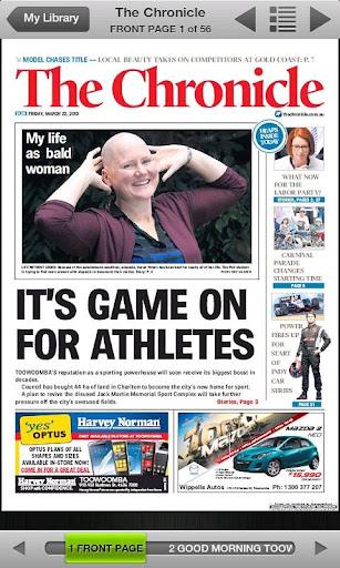 The Chronicle Toowoomba