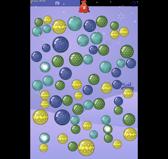 Christmas Bubbles - screenshot thumbnail